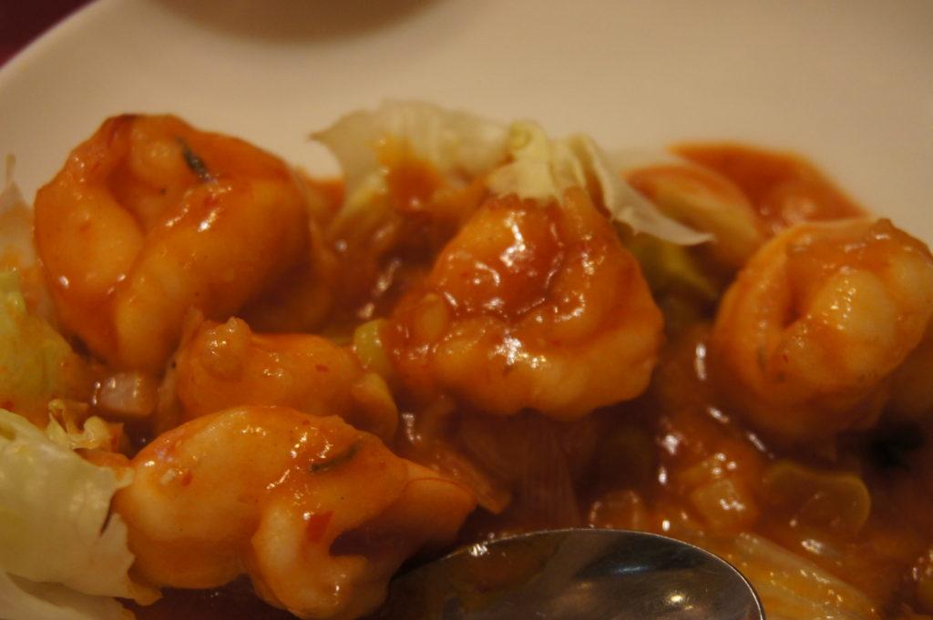 横浜中華街『龍鳳酒家』料理2画像