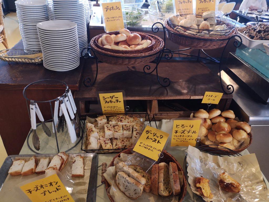 『マカロニ市場小田原店』パン画像
