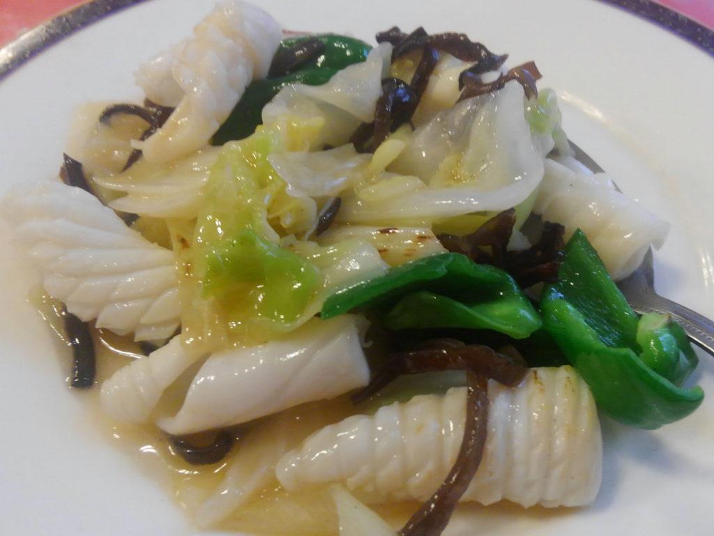 横浜中華街『龍鳳酒家』料理6画像