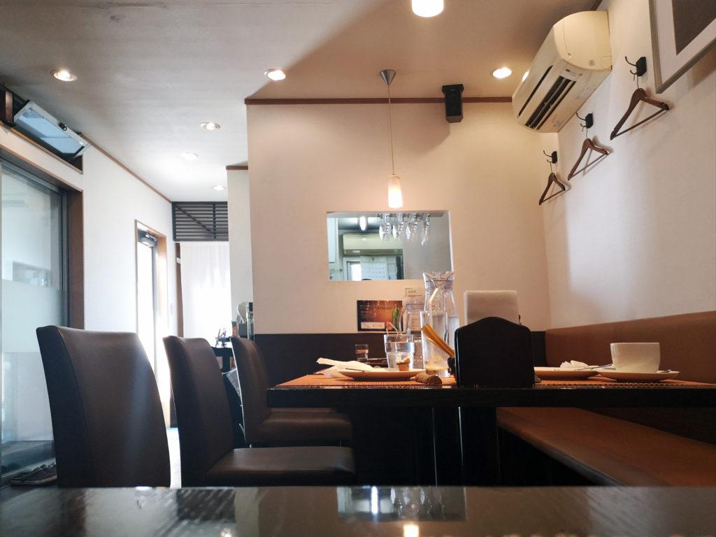 『キッチン ラ カーサ』店内画像