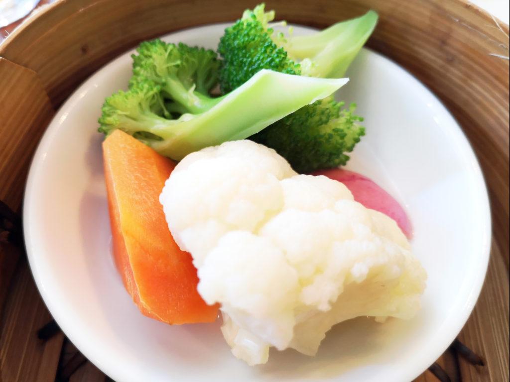 『招福門』彩り野菜画像