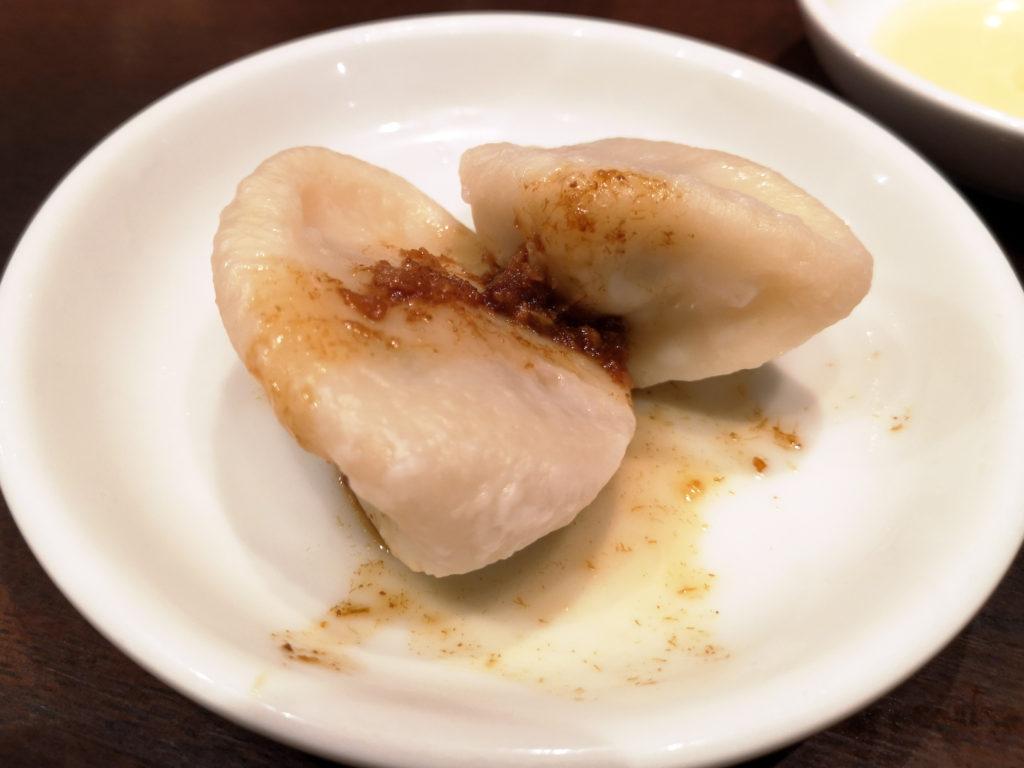 『招福門』水餃子