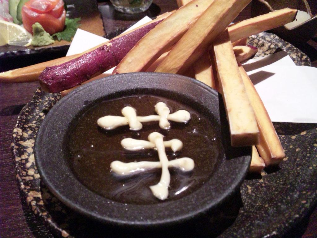 『芋蔵 五反田店』料理
