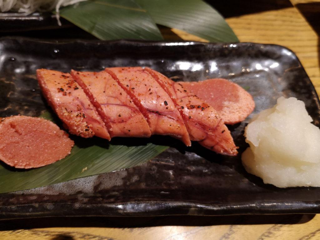 新橋『くすお』料理