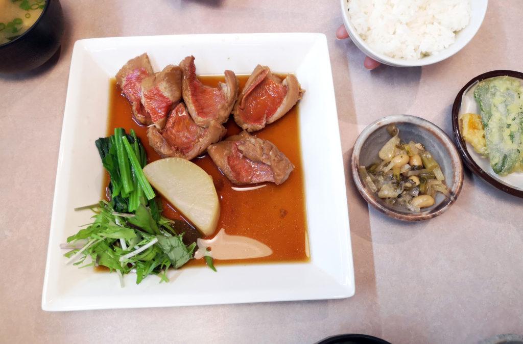小田原『丼万次郎』料理