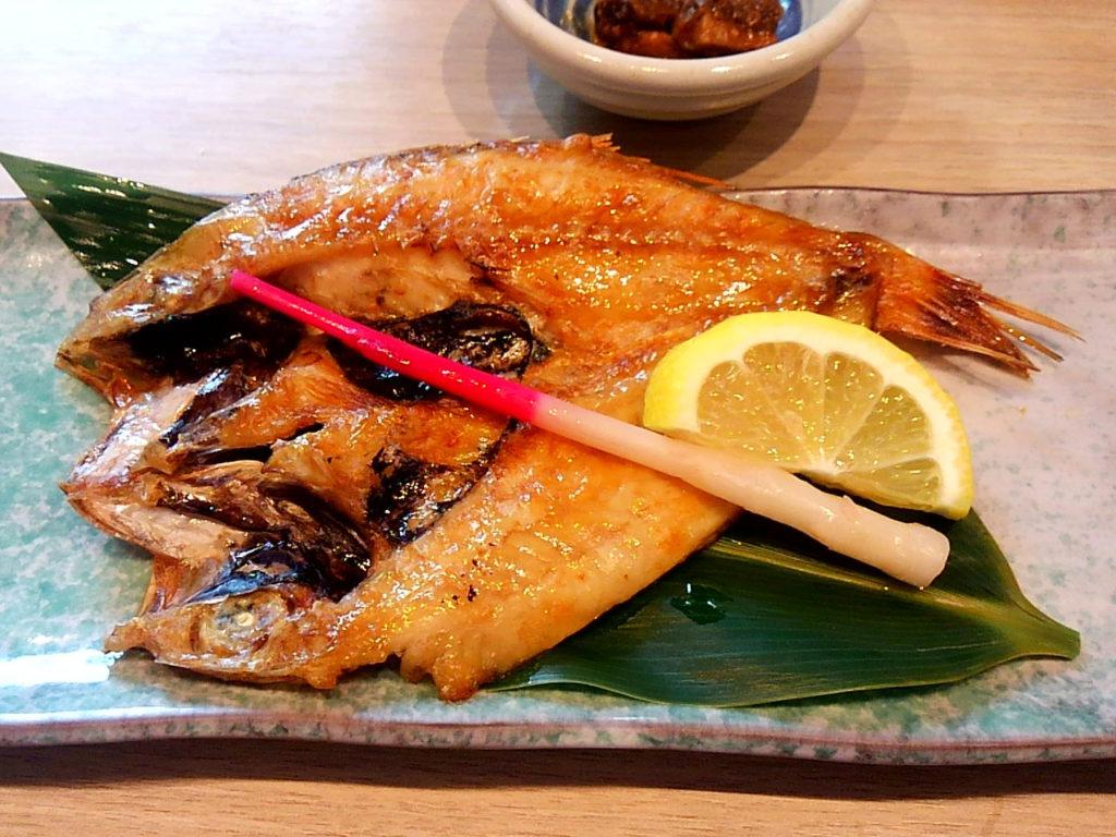 銀座『梅ヶ丘美登利寿司総本店 銀座店』一品料理