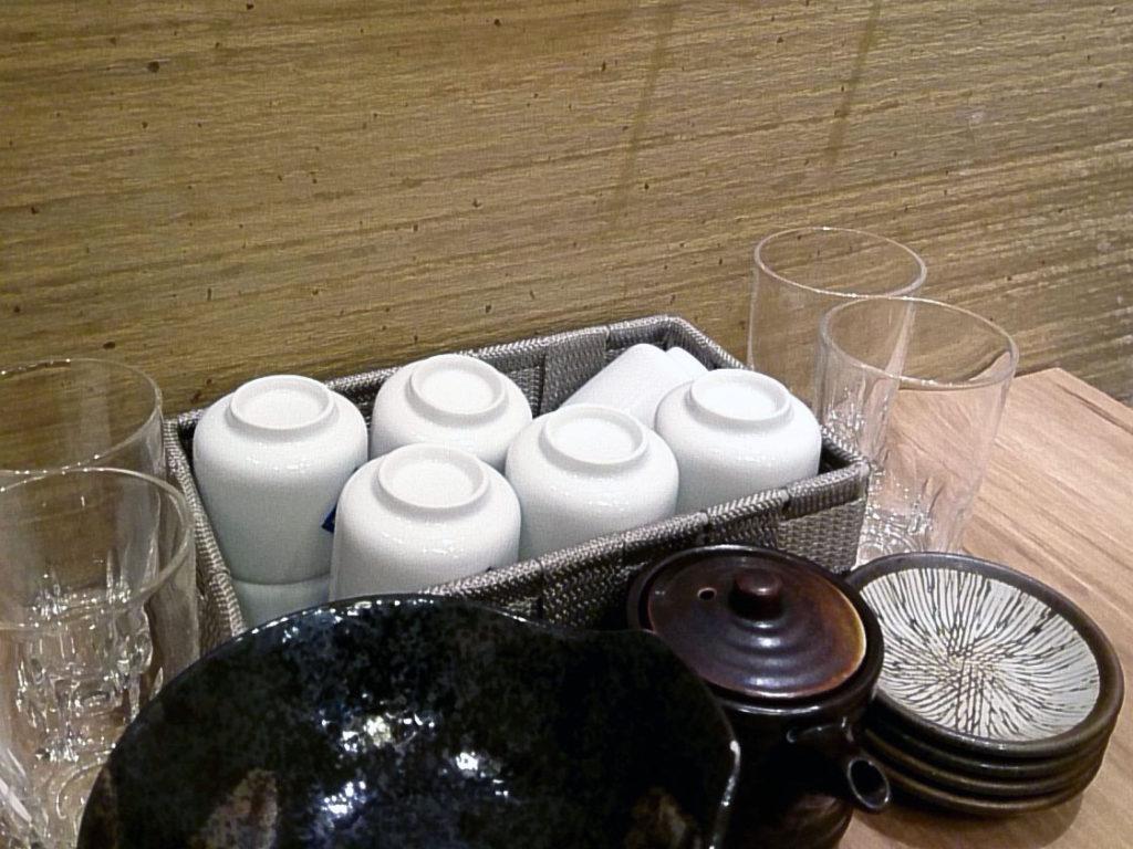 新橋『日本酒原価酒蔵2号店』ぐい呑み