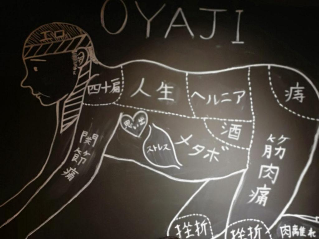 『コンロ家 神田店』壁