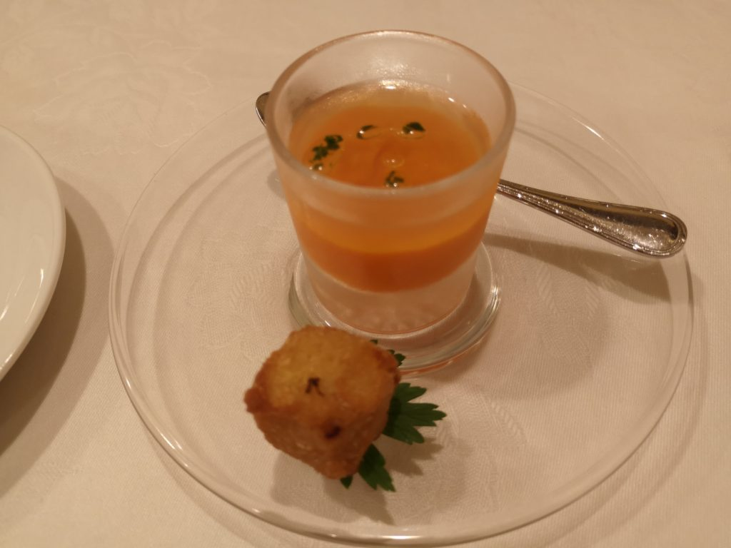 片瀬江の島『ビストロ ラ ブリーズ』料理
