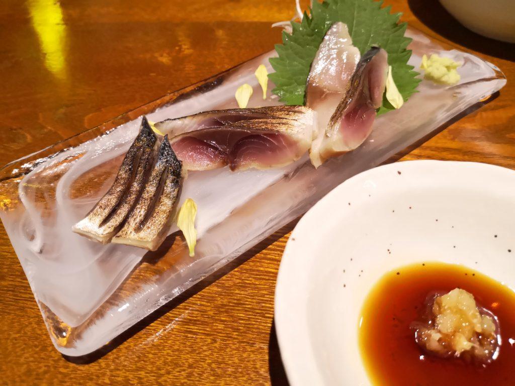新橋『だし香る酒肴 さんぼん』料理