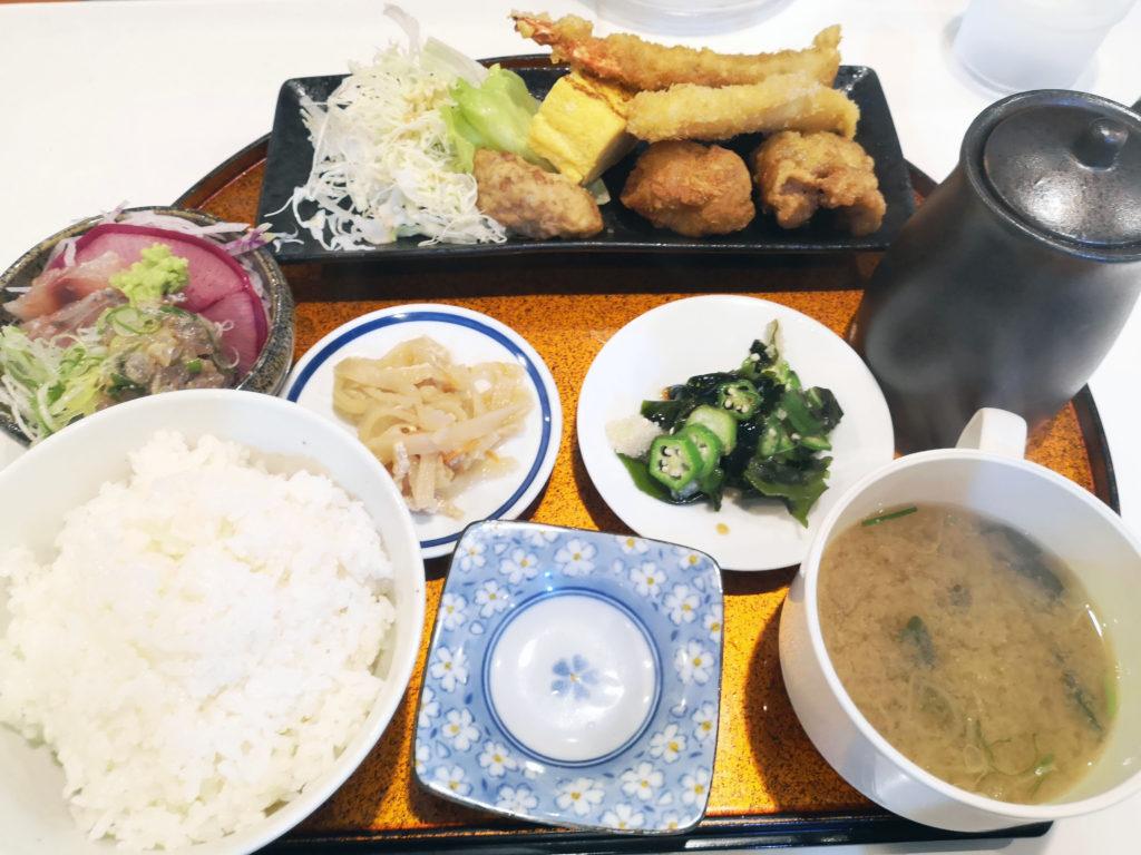 小田原『一膳飯屋 こはる食堂』定食