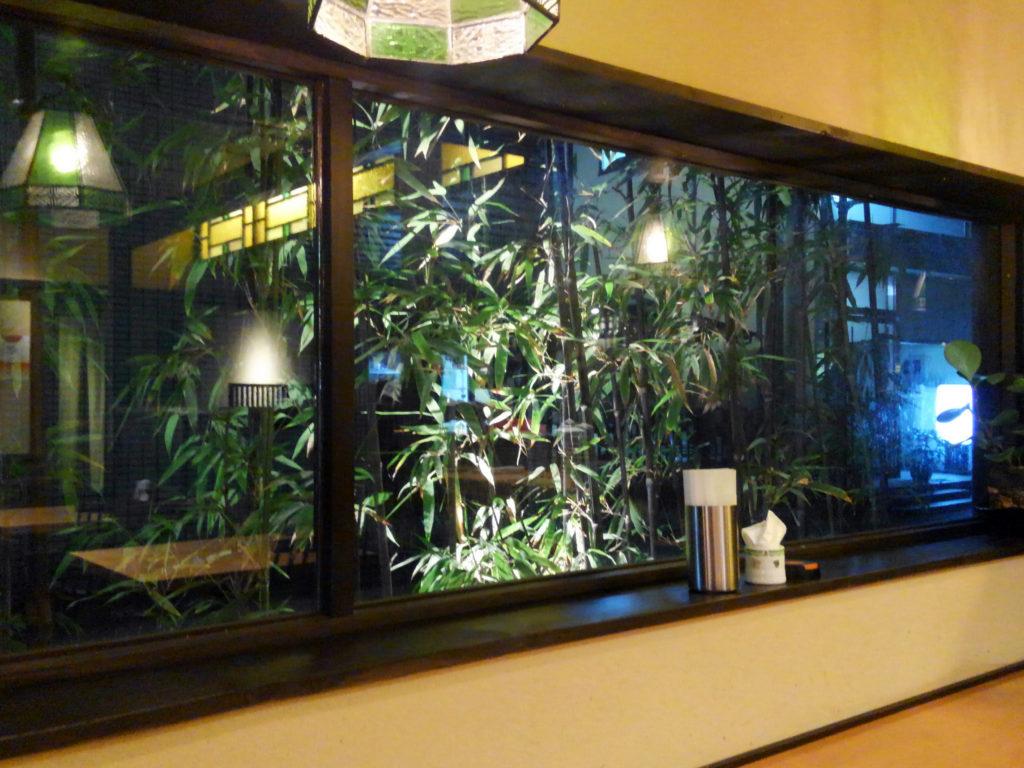 奈良『大和カフェ』カウンター席