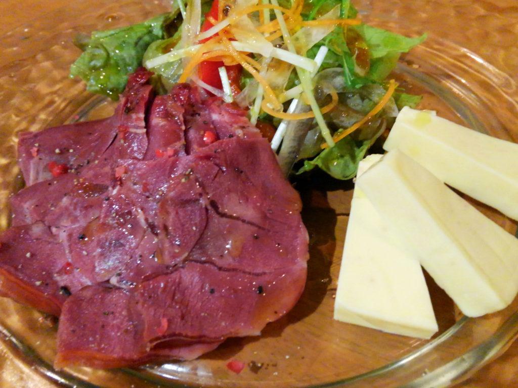 奈良『大和カフェ』料理