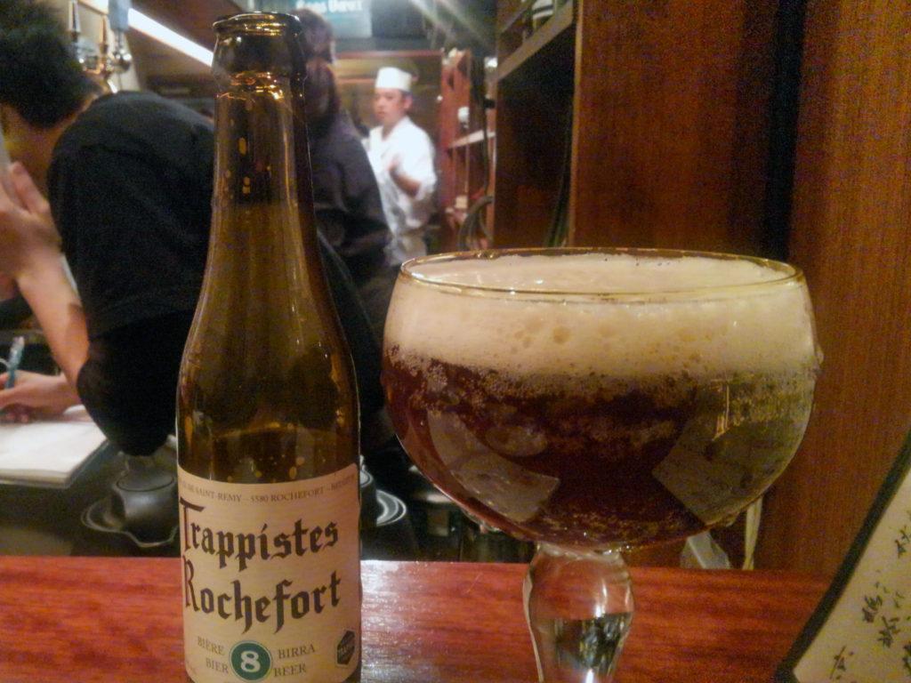新橋『ホップデュベル』ベルギービール